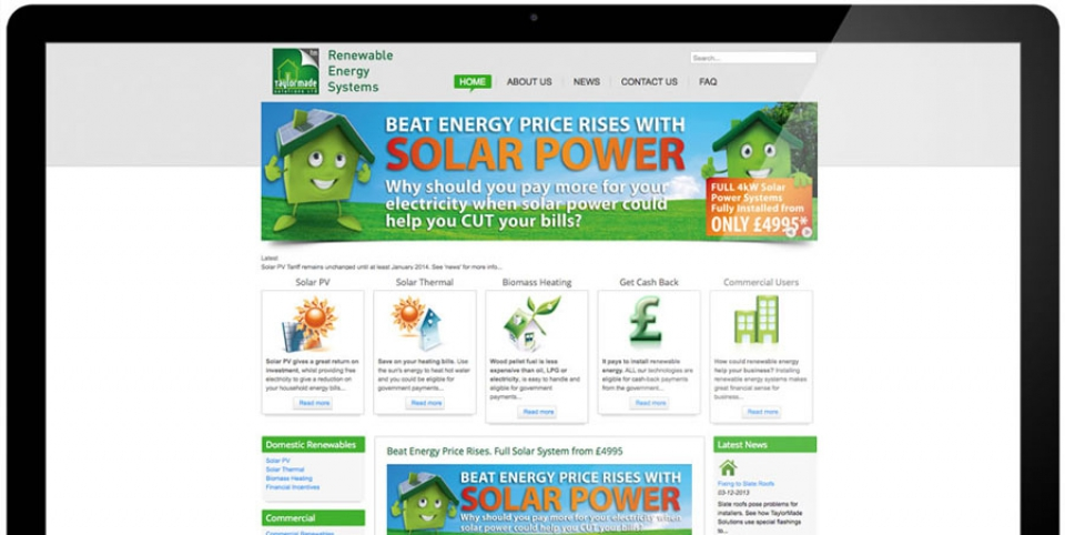Web: Renewable Energy